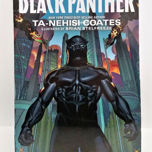 Hq marvel black panther a nation under our feet importado