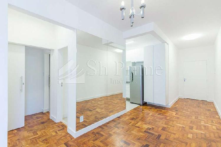 Lindo apartamento em higienópolis totalmente reformado!