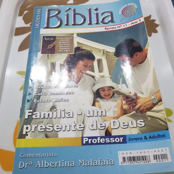 Livro do professor da escola bíblica dominical