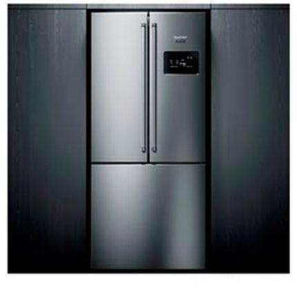 Refrigerador side inverse brastemp de 03 portas frost free