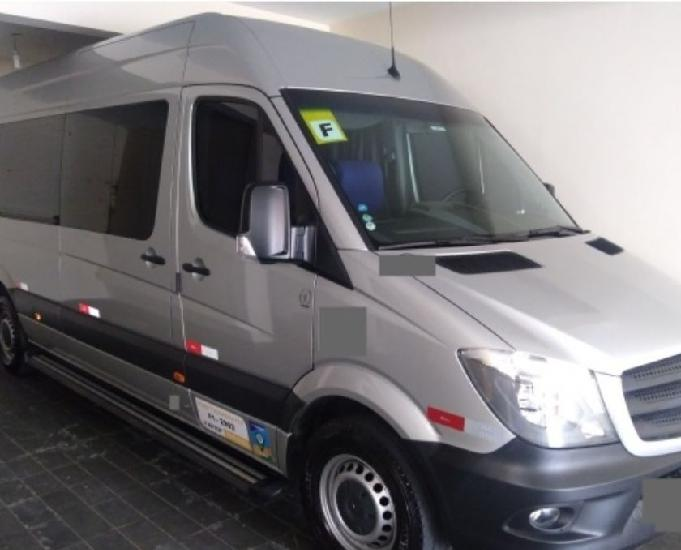 Sprinter 415 2019 luxo conforto diesel
