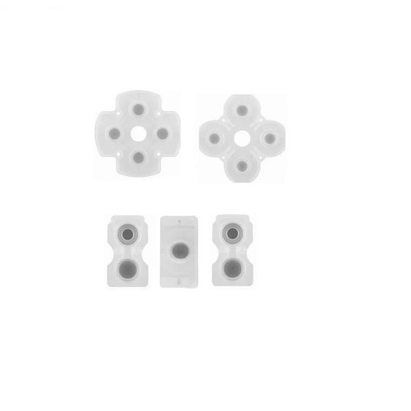 Borracha condutiva controle play station 4 ps4 ( 2 jogos )