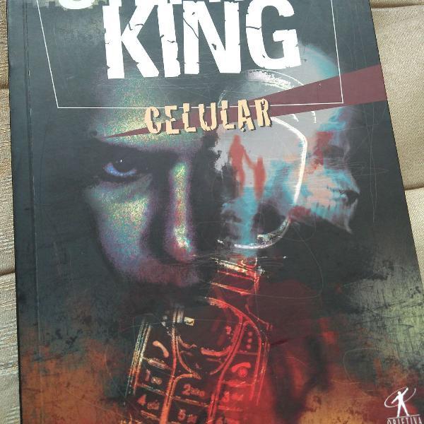 Livro celular - stephen king
