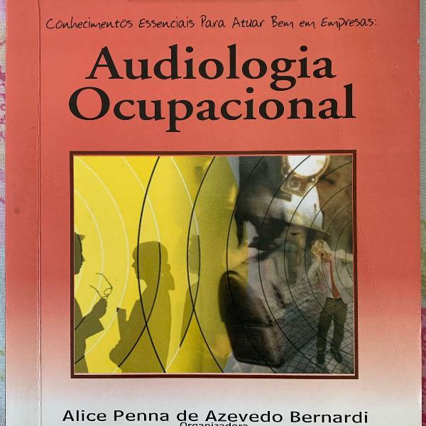 livro de audiologia ocupacional