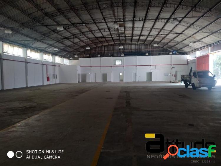 Galpão 2000 m2 em barueri