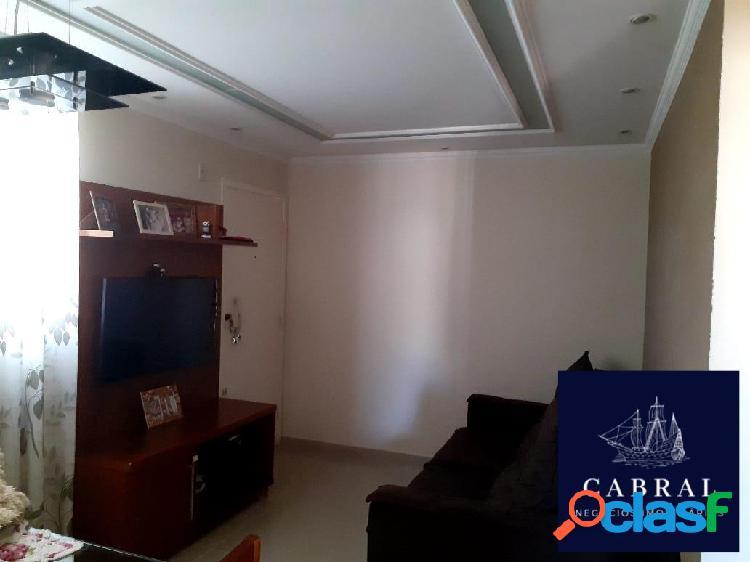 Apartamento 02 quartos, à venda bairro chácaras santa terezinha