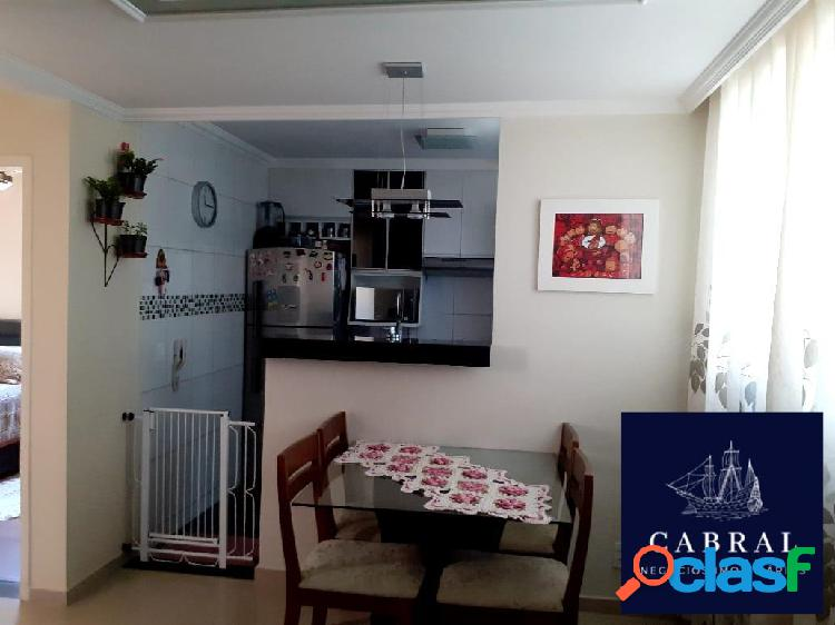 Apartamento 02 quartos, à venda bairro Chácaras Santa Terezinha 2