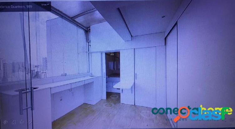 Apartamento de 500 m², 4 dormitórios c/ 2 suítes, 3 vagas na vila andrade