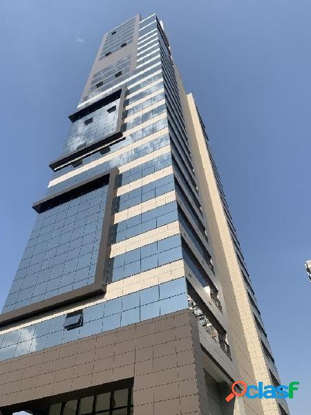 Andar inteiro com 306 m² - ibirapuera ao lado do clube monte líbano