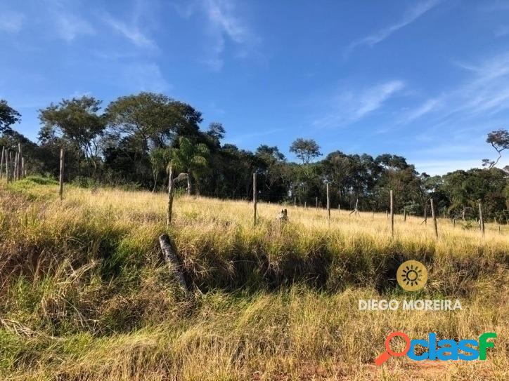 Terreno com 1000 m² em Terra Preta - Vista panorâmica 1