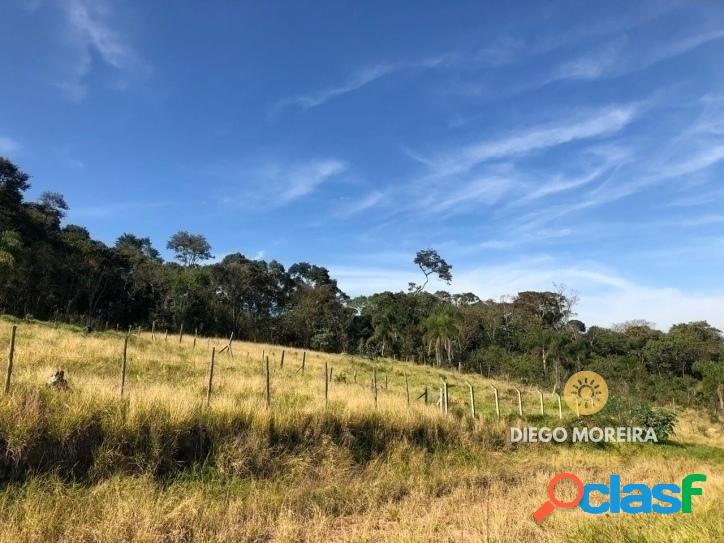 Terreno com 1000 m² em Terra Preta - Vista panorâmica 3