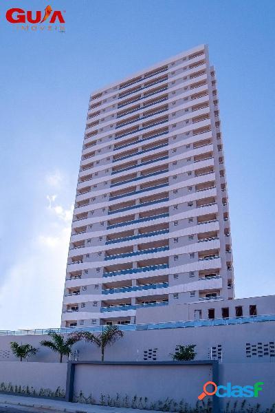 Apartamento novo com três suítes no bairro de fátima