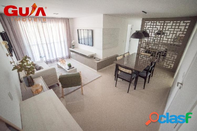 Apartamento novo com três suítes no bairro de Fátima 1