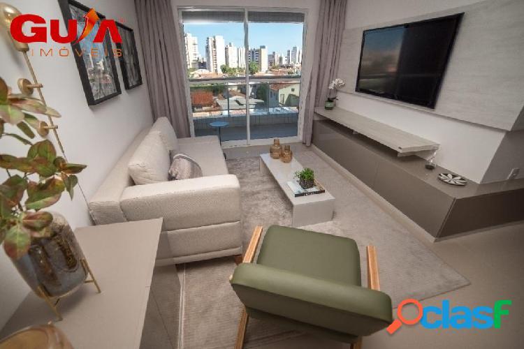 Apartamento novo com três suítes no bairro de Fátima 2