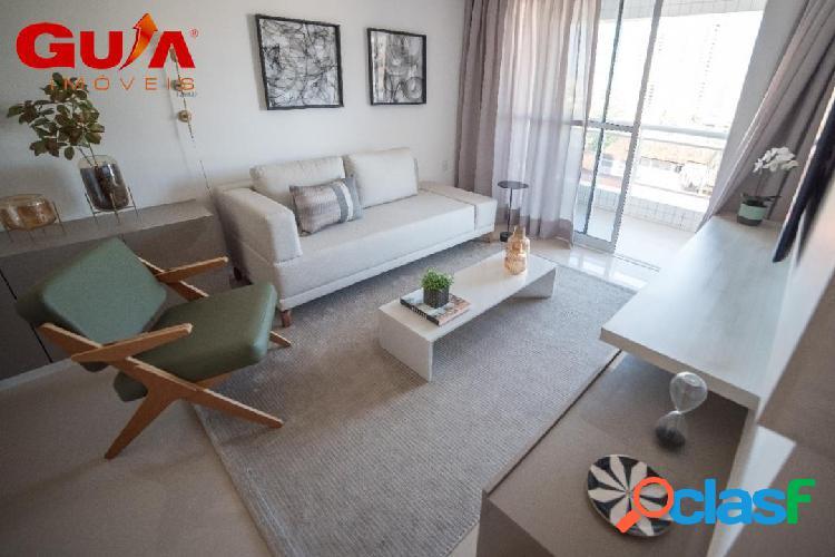 Apartamento novo com três suítes no bairro de Fátima 3