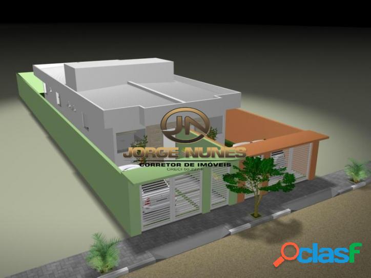 Casa nova em bairro popular de caraguatatuba