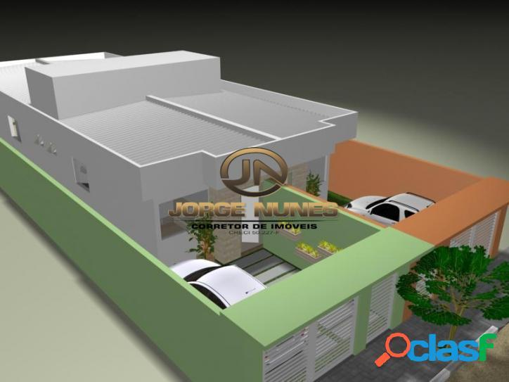 Casa nova em bairro popular de Caraguatatuba 1