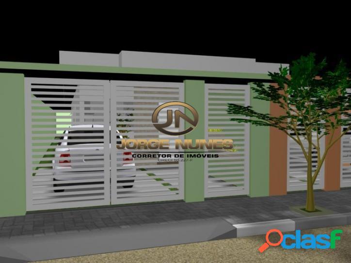 Casa nova em bairro popular de Caraguatatuba 2