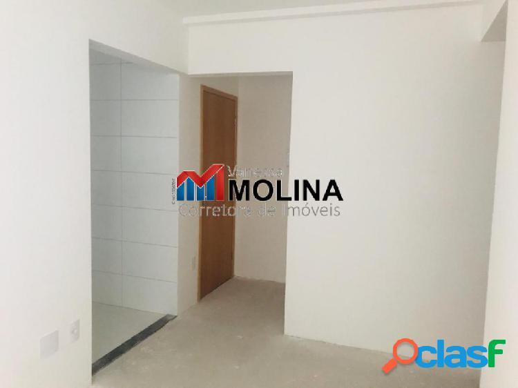 Apartamento 1 dormitório 1 vaga - NOVO - BAIRRO OLIMPICO