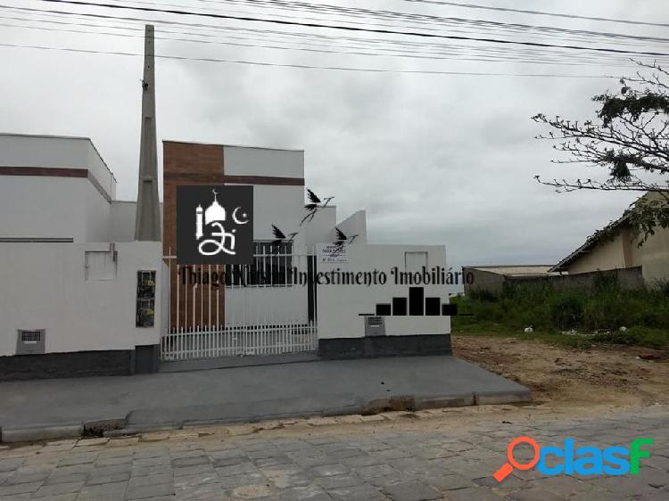 Casa geminada bairro centro - cidade tijucas/sc - brasil