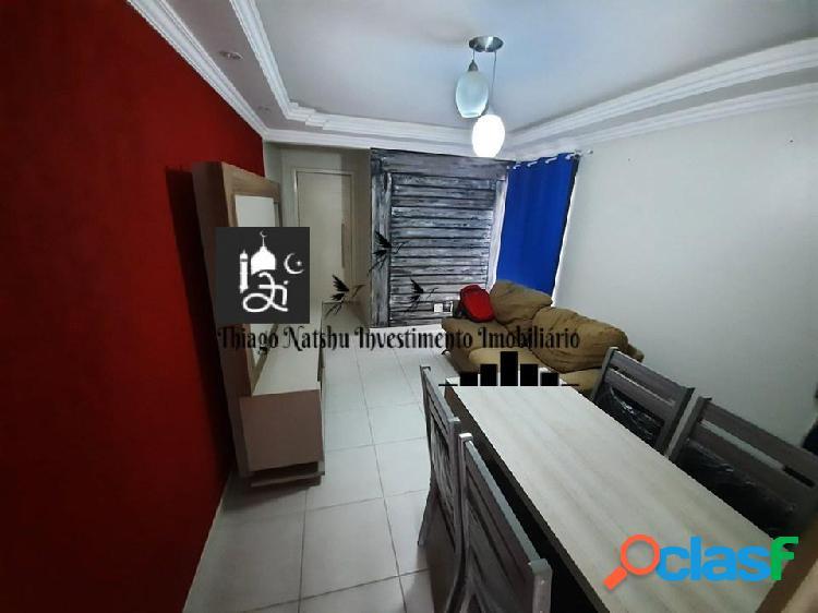 Locação apartamento mobiliado - bairro centro - cidade tijucas/sc