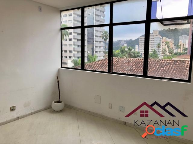 Sala Comercial - Vila Mathias - Santos 1
