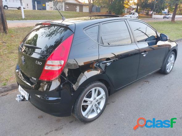 Hyundai i30 2.0 16v 145cv 5p aut. preto 2010 2.0 gasolina