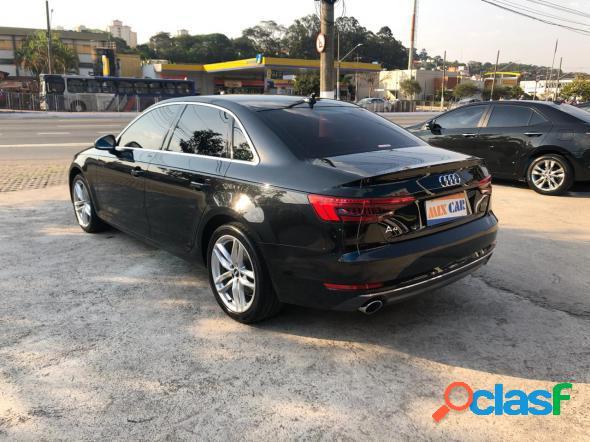Audi a4 launch edition 2.0 tfsi 190cv s troni preto 2016 2.0 16v gasolina