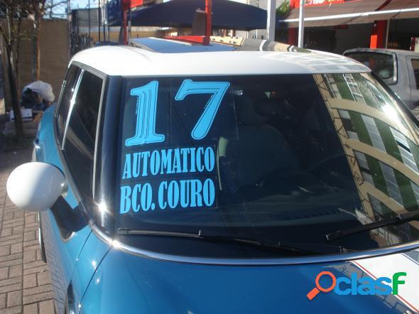Mini cooper countryman s all4 2.0 turbo aut. azul 2017 2.0 gasolina