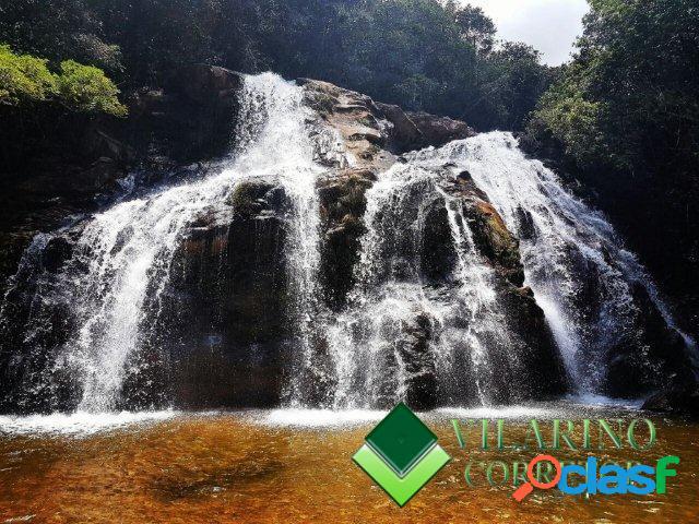 Sitio no condomínio cachoeiras do tangará rio acima mar de minas