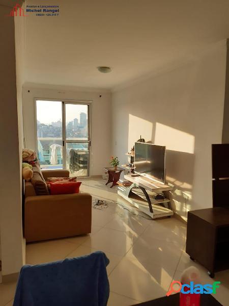 Apartamento em osasco a venda | residencial dirce barros | 85m² - 1 vaga