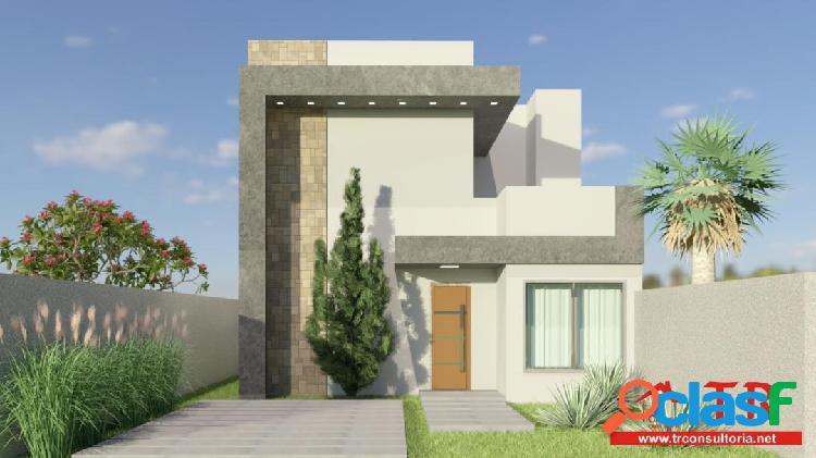 Vendo: maravilhosa casa no bairro julião nogueira.