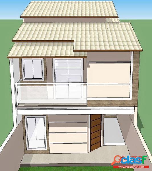 Vendo / permuto: duplex no bairro julião nogueira, 3 quartos, sendo 1 suíte