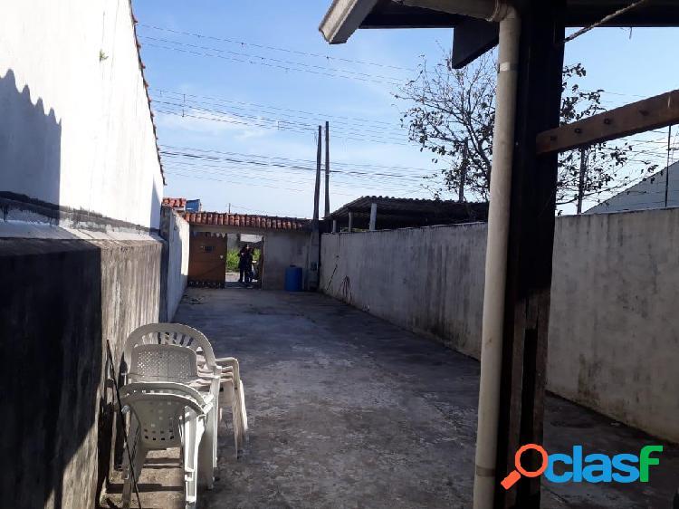 Casa 2 dormitórios bal. vila atlântica- mongaguá
