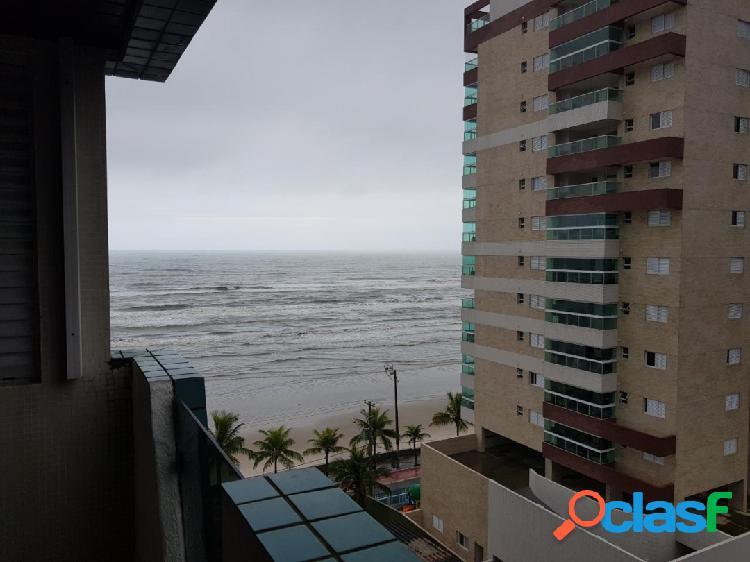Belo apartamento com vista para o mar. ótima localização
