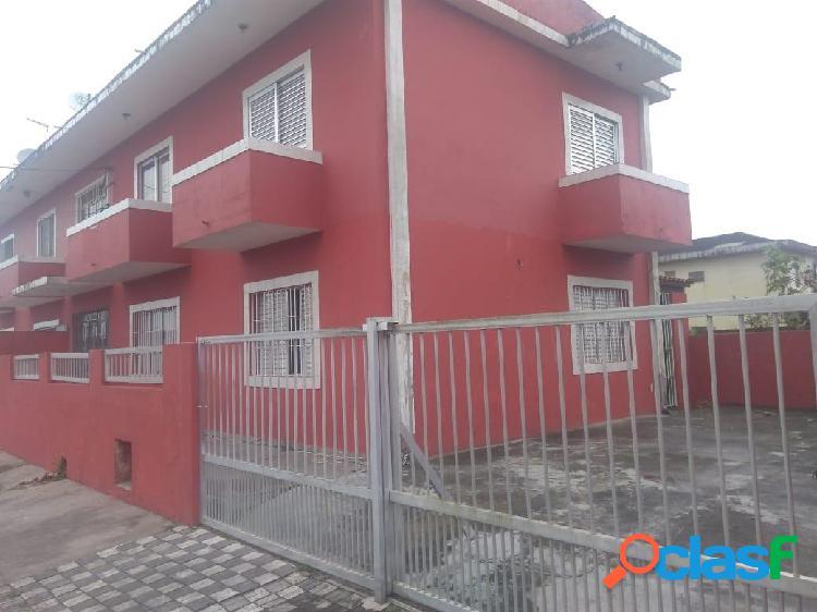 Casa 2 dormitórios - bairro nossa senhora de fatima mongaguá