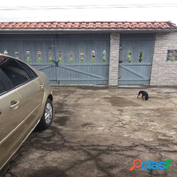 Casa 2 dormitórios santa eugenia - mongaguá
