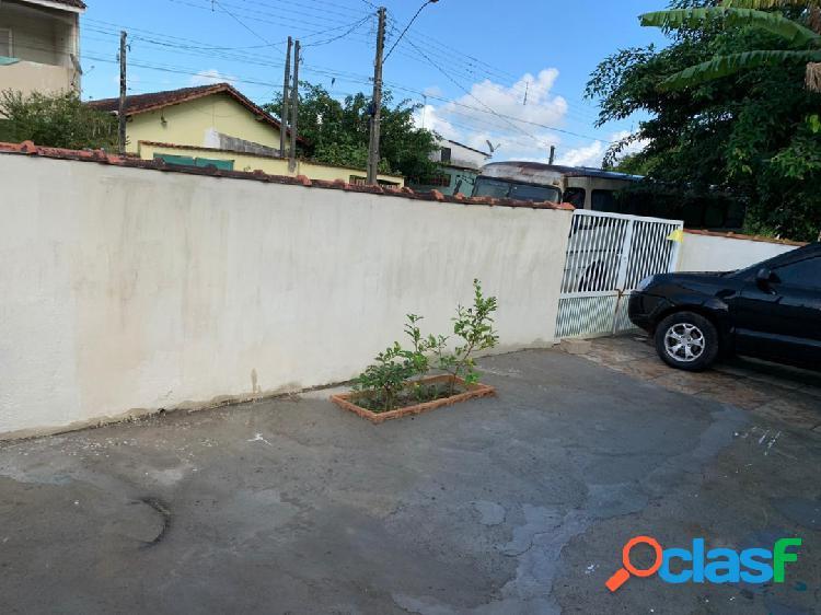 Casa 2 dormitórios jardim aguapeú - mongaguá s/p