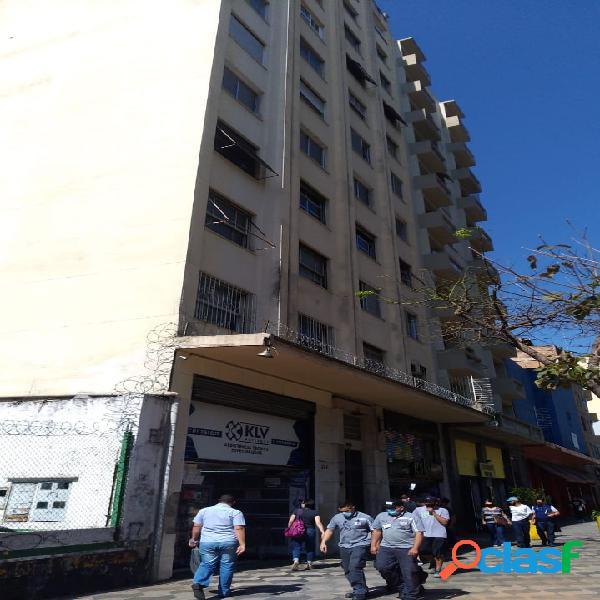 Conjunto comercial centro de são paulo - ganhará 3 vagas em frente