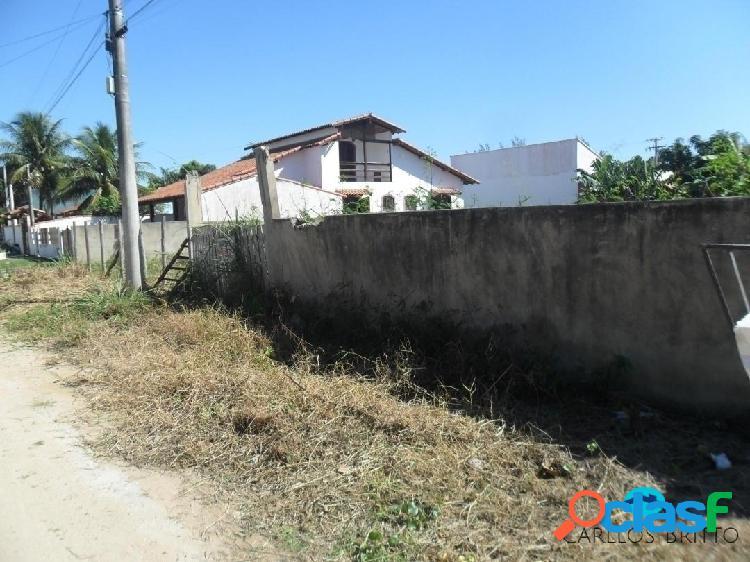 EXCELENTE TERRENO DE ESQUINA C/5 LOTES 1800 m2 A 30 m DA ORLA DA LAGOA 2