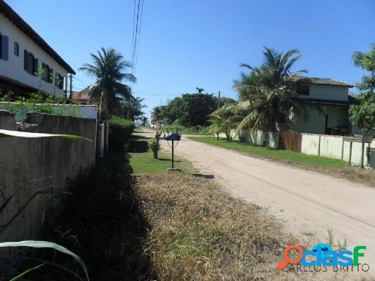 EXCELENTE TERRENO DE ESQUINA C/5 LOTES 1800 m2 A 30 m DA ORLA DA LAGOA 3