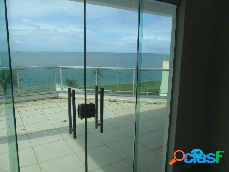 Linda casa duplex com 2 suites e terraço com vista panorâmica p/a lagoa
