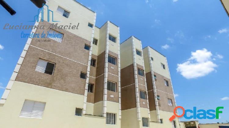 Apartamento pronto para morar, entrada facilitada e documentação grátis