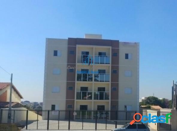 Apartamento com varanda, 02 dormitórios, vila nova sorocaba