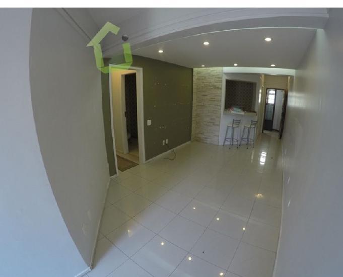 Aluguel - apartamento 01 quarto no centro de nova iguaçu