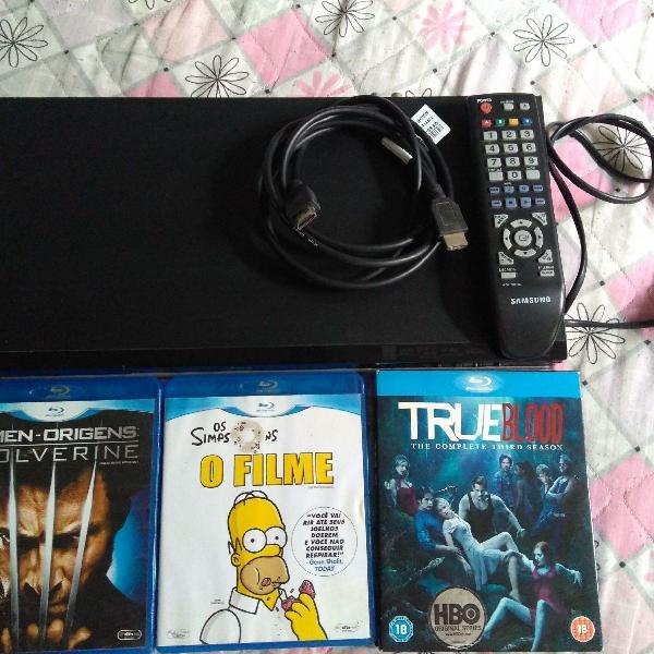 Blu-ray samsung bd d5100