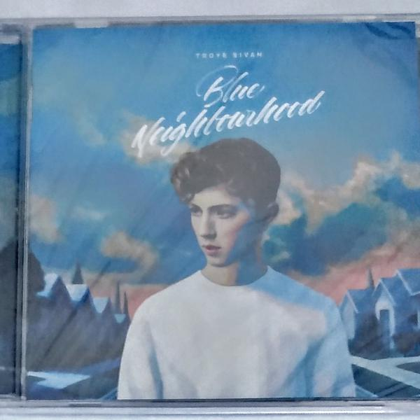 Blue neighbourhood - troye silvan (cd)
