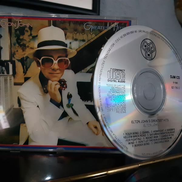 Cd elton john greatest hits