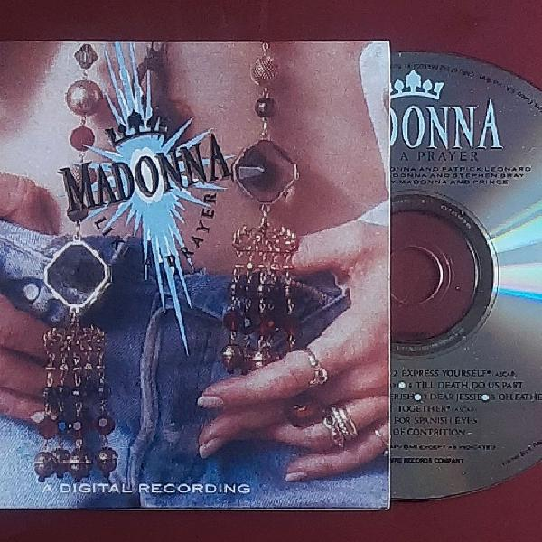 CD: Madonna - Like a Prayer