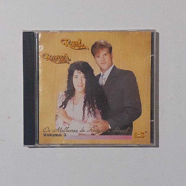 CD: Os Melhores de Rayssa e Ravel - Volume 3